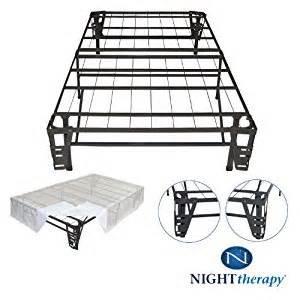 therapy platform metal bed frame