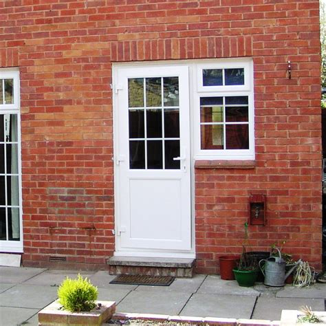 Backdoor Or Back Door back doors surrey window door replacement sci