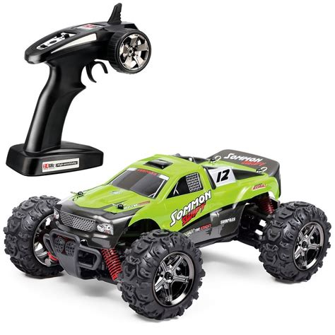 Rc Cars Races by Rc Car High Speed 32mph 4x4 Fast Race Cars 1 24 Scale