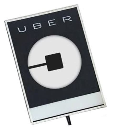 printable uber sign all of your uber and lyft trade dress questions answered