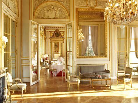 Livingroom Suites H 244 Tel De Crillon A Renovation Fit For A Palace Fashion