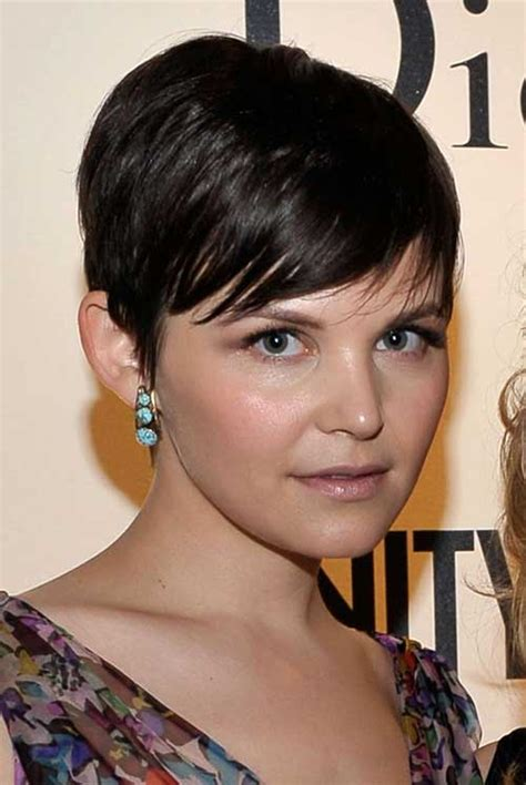 Ginnifer Goodwin Pixie Hairstyle by 20 Ginnifer Goodwin Pixie Hairstyles Pixie Cut 2015