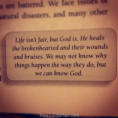 he heals the brokenhearted living and loving after rejection books isnt fair but god is inspiring bible verse where