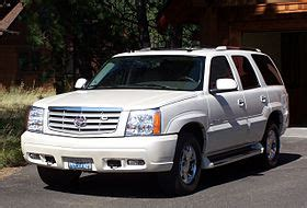 old car manuals online 2005 cadillac escalade engine control cadillac escalade wikipedia