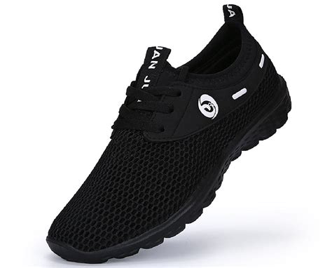 mens athletic slip on shoes juan mens lightweight slip on mesh sneakers breathable