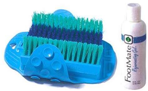 Foot Brush For Shower by Footmate Foot Care Shower Brush Scrubber Aloe Moisturizer Diabetic Ebay