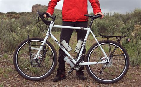 touring bike a bicycle built for road travel bicycle touring pro