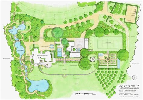 acres wild masterplan 24 best landscape plans images on landscape architecture design landscape plans and