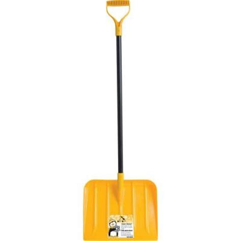 ames 11 in kid s snow shovel 1527600 the home depot