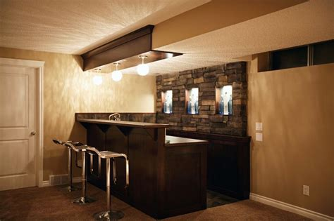 1000 ideas about small basement bars on
