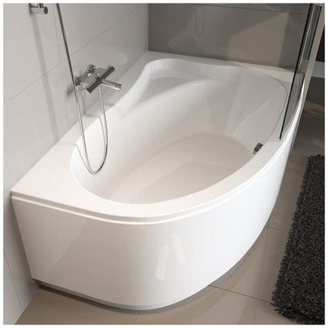 riho badewanne riho lyra raumspar badewanne 153 5 x 100 5 cm links ba68