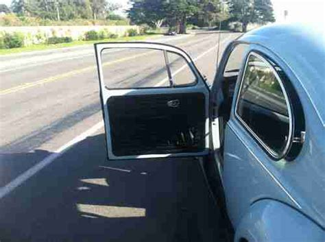 Buy Used 1969 Classic Beetle With Pop Out Rear Windows In