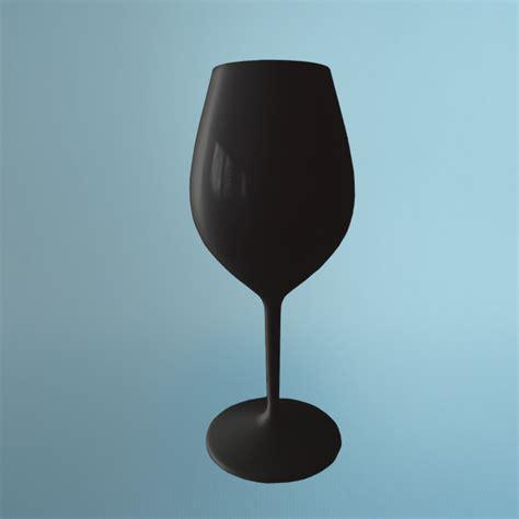 bicchieri ballon calice nero g glass opaco giplas s r l