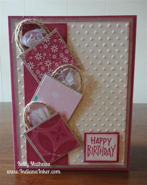 Handmade Card Ideas Stin Up - 25 best ideas about birthday cards on