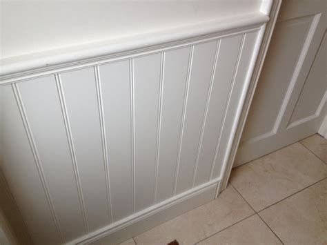 Moisture Resistant Wainscoting Wall Panelling And Beadboard Wainscoting Tradesmen