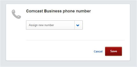 section 30 phone number comcast business assign a phone number to a comcast