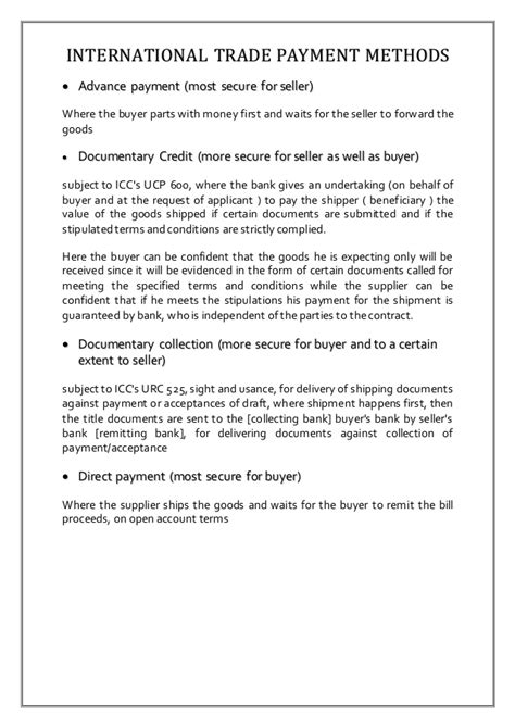 Letter Of Credit Notify Letter Of Credit Report