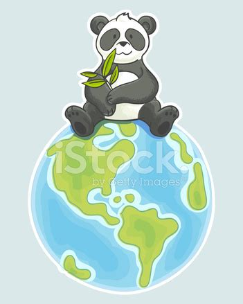 panda cartoon illustration stock vector freeimages.com
