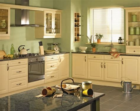 Colors Green Kitchen Ideas Kitchen Cabinets Warm Colors For A Cozy Atmosphere Minimalisti Interior Design And