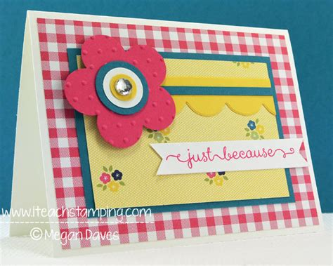 how make cards how to make a greeting card using a dozen thoughts i