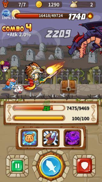 game ksatria online mod 1 hit clumsy hero apk v1 1 3 mod 1 hit enemy disarmed apkmodx