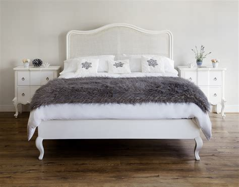 Beaulieu French Rattan Bed French Bedroom Furniture Wicker Bedroom Furniture Uk