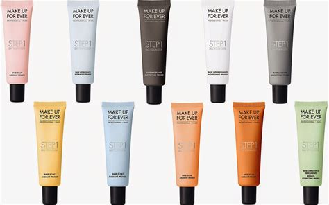 Makeup Forever Step 1 3 primers you need right now rsvp