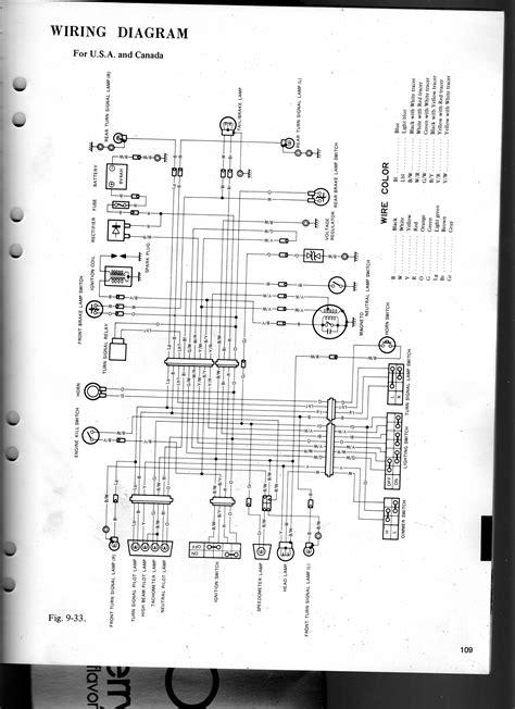 1978 Suzuki TS 125 Electrical Help : motorcycles