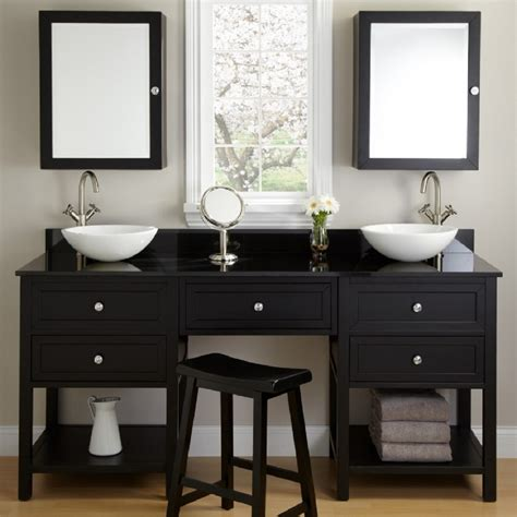 Bathroom Makeup Vanity Table Furniture Bathroom Vanity With Makeup Table Ideas Embedbath Inspiring Home Interior Ideas