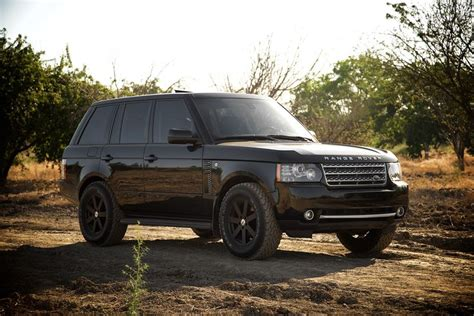 land rover lifted 2010 l322 facelift full size range rover hse 2 quot lift on