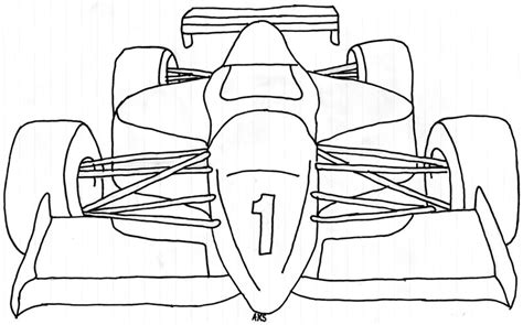 Formula 1 Sketches by F1 Car Drawing At Getdrawings Free For Personal Use