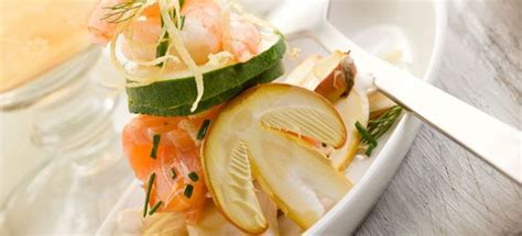 come cucinare gli ovoli ricetta insalata di carpaccio di salmone con gamberi e