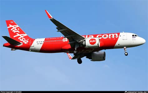 airasia fleet hs bbz thai airasia airbus a320 251n photo by omid83 id