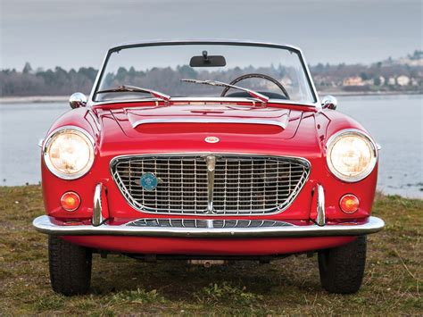 1961 fiat spider rm sotheby s 1961 fiat osca 1500s spider by pininfarina