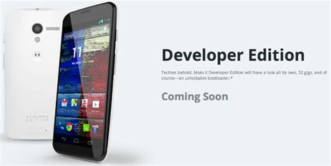 Hp Motorola Moto X Coming Soon 32gb moto x developer edition coming soon motorola reveals