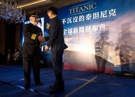 titanic boat ride titanic to be recreated as a 165 million 6d tragedy