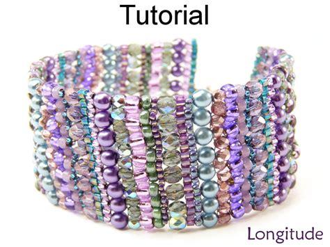 beading brick stitch tutorial beading tutorial bracelet brick stitch simple bead