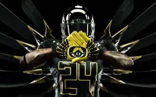 Oregon ducks football team wallpaper with wings animation hd