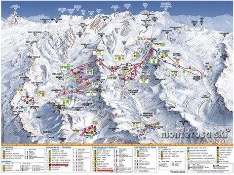 alagna web ski resort alagna ski reviews skiing