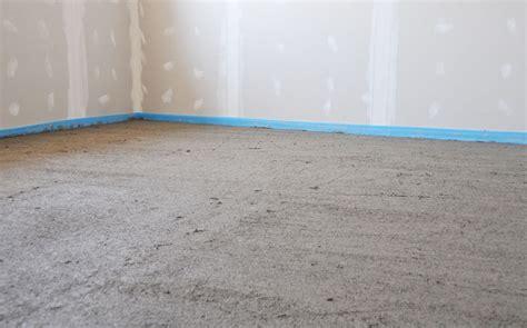 massetto per pavimenti massetto di sottofondo per impianti di riscaldamento a