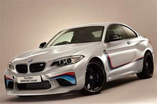 Bmw M Stripes This Would Be A Cool Looking Bmw M2