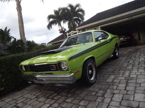 1973 plymouth duster 340 for sale 1973 plymouth duster 340