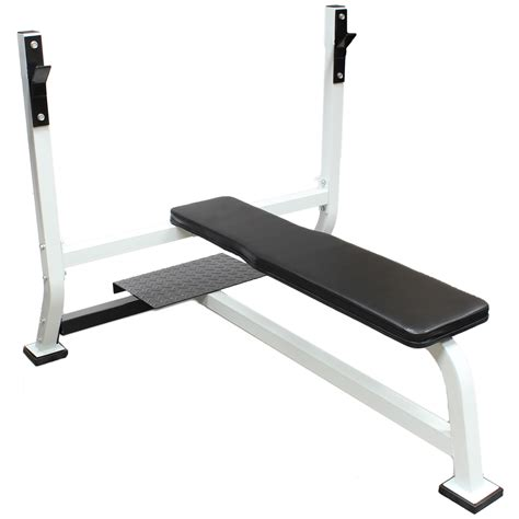 gym bench equipment gym weight lifting bench for shoulder chest press home equipment dumb bar bell ebay
