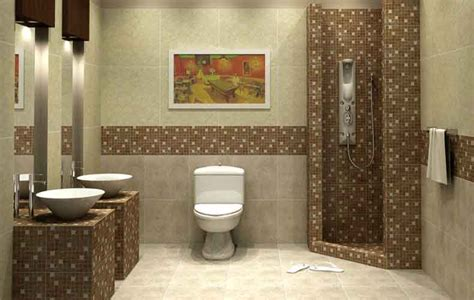 mosaic ideas for bathrooms 15 bathroom tile designs ideas design and decorating