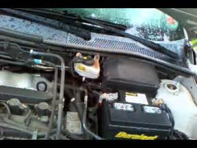 2005 Ford Focus Battery 2005 Ford Focus Starting Problem Part 2