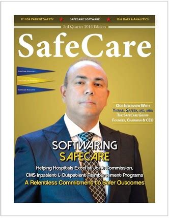 Ull Mba Healthcare by Ceo Safecare Magazine