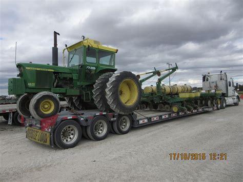 12 Row Corn Planter For Sale by 135hp Deere 4620 12 Row Max Emerge 7000 Corn