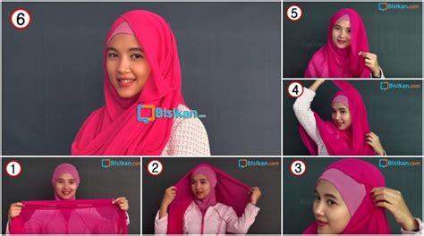 tutorial hijab pashmina licin untuk pesta tutorial hijab pashmina untuk pesta yang anggun dan sederhana