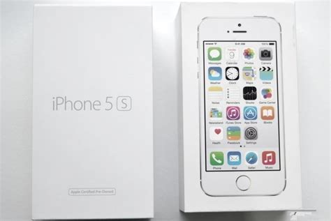 iphone refurbished what is different between refurbished iphone 5s verizon and the new iphone 5s smarterphone