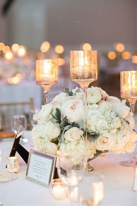 25 best ideas about low wedding centerpieces on